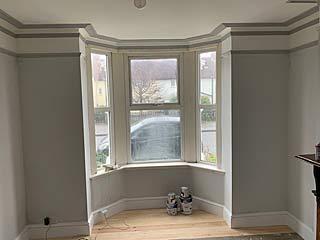 Renovated living room - Gosport