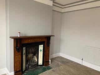 Room renovation - result